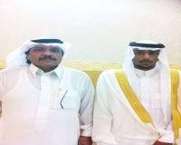 زهير أبو مهند يحتفل بزواج نجله محمد