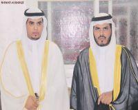 """الاستاذ محي البارقي يحتفل بمناسبة زواج ابنه """" محمد """""""