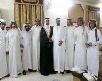"""ابناء الشيخ سالم بن صوفان رحمه الله يحتفلون بالعريس """" عبدالعزيز """""""