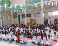 مدرسة ابن الأثير الإبتدائية وبرامج التربية الخاصة تنفذ برنامج اليوم العالمي للجودة.