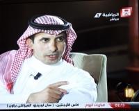 معيض الشهري عضو لجنة الاحتراف ضيفاً على برنامج فوانيس