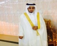 البارقي يحتفل بزواجه من كريمة الشيخ فهد بن زارع