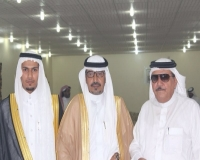 آل ديدح يحتفلون بزواج محمد بن خازم في الملكية