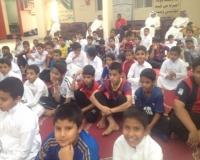 مدرسةالحديبية بخاط تحتفل بيوم الجودة العالمية