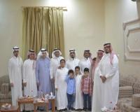 بالصور: عقد قران سعد بلقاسم الشهري بمدينة جدة