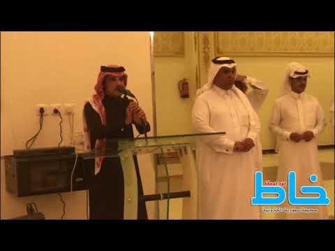فيديو : احتفال الاعلامي أحمد الشهري بمشايخ وأهالي محافظة بارق