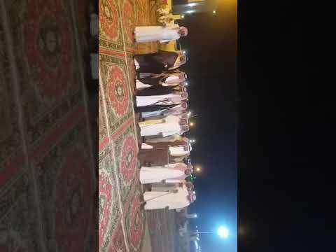 مقتطفات من حفل زواج ابن الشيخ العواجي