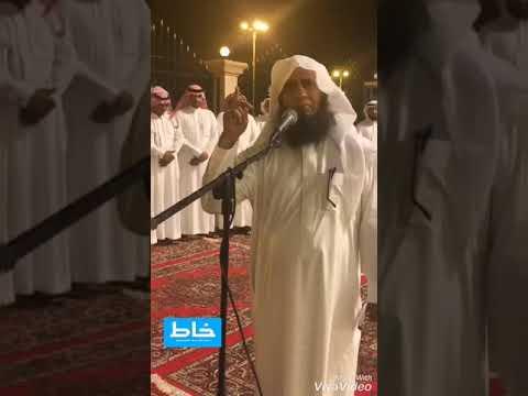 كلمة الدكتور ماشي صاحب العمري في زواج بلقاسم محمد العمري