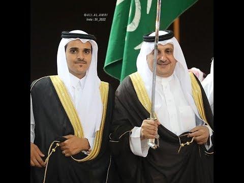 حفل زواج احمد ظافر محمد ابو شرار قصر احلى اليالي المجاردة