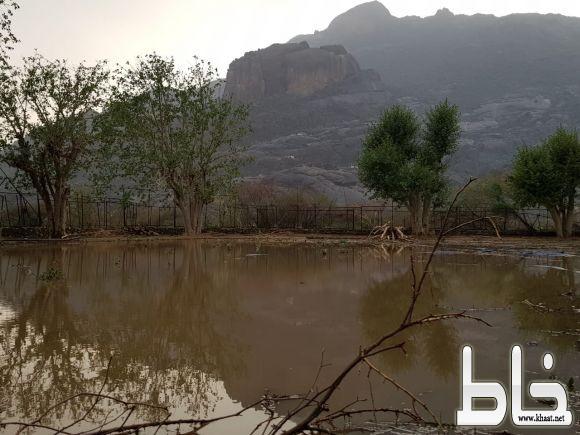 مناظر طبيعية من مركز خاط : عدسة الرسام عمير حبسان