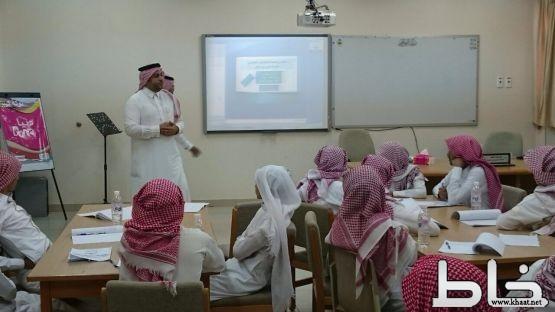 مقياس تحديد التخصص الجامعي لطلاب الثالث الثانوي بثانوية جابر بن حيان