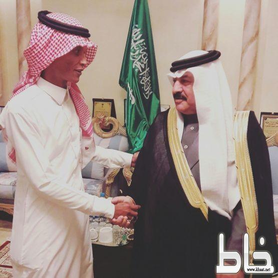 """"""" خــاط """" تجري لقاء مع رجل الاعمال الشيخ حسن بن حمود الشهري"""