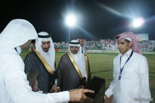 عامر زاهر رئيسا لدورة خادم الحرمين الشريفين الرمضانية بالمجاردة بمبلغ 44 الف ريال