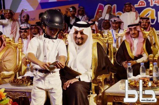 انطلاق مهرجان الفروسية على كأس أمير منطقة عسير اليوم