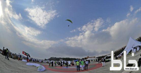 انطلاق بطولة عسير الدولية الخامسة للبر قلايد بمشاركة 41 طيار