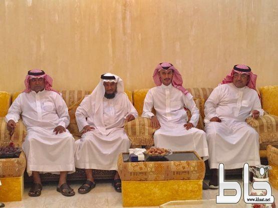 محمد الزيلعي يحتفل بخطوبته لابنة الموريس