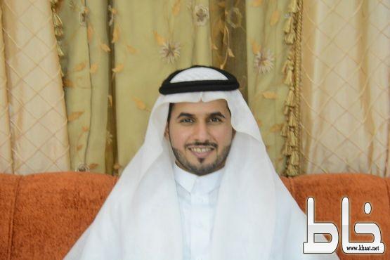 بالصور .. سعود بن عبد العزيز الحسيني يحتفل بعقد قِرانه