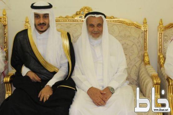 أفراح آل غشام بزواج الدكتور عامر