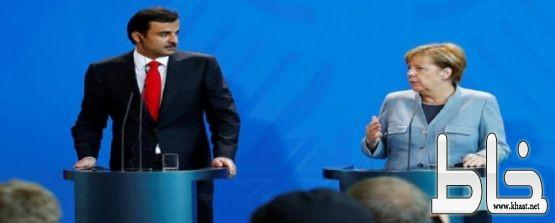 أمير قطر: مستعدون للجلوس