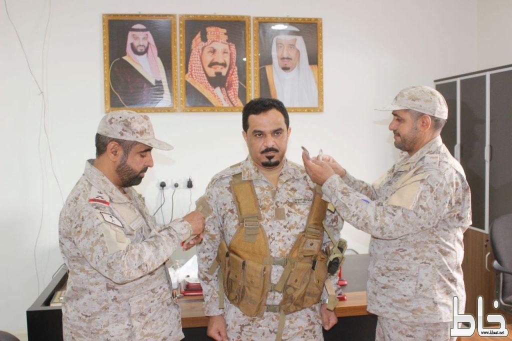 ظافر بن رافع الشهري الى رتبة عقيد ركن بالقوات البرية صحيفة خاط الإلكترونية