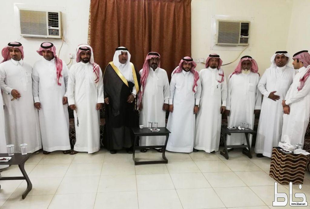 آل محمد في ضيافة قبيلة آل وحيش بأثرب