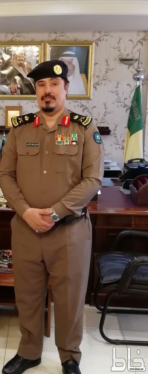 اللواء الكاسي : يهنئ القيادة باليوم الوطني 88