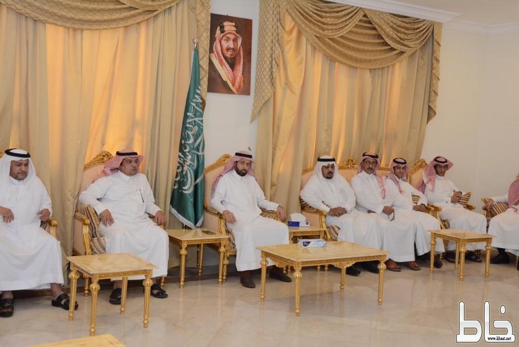 محافظة محايل تنظم حفل معايدة