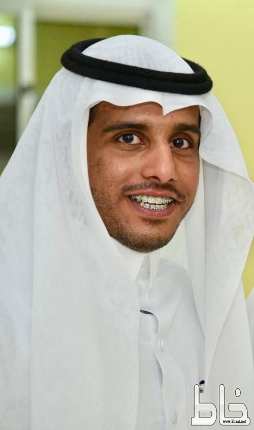 عبدالله آل عمر يحتفل بعقد قرانه