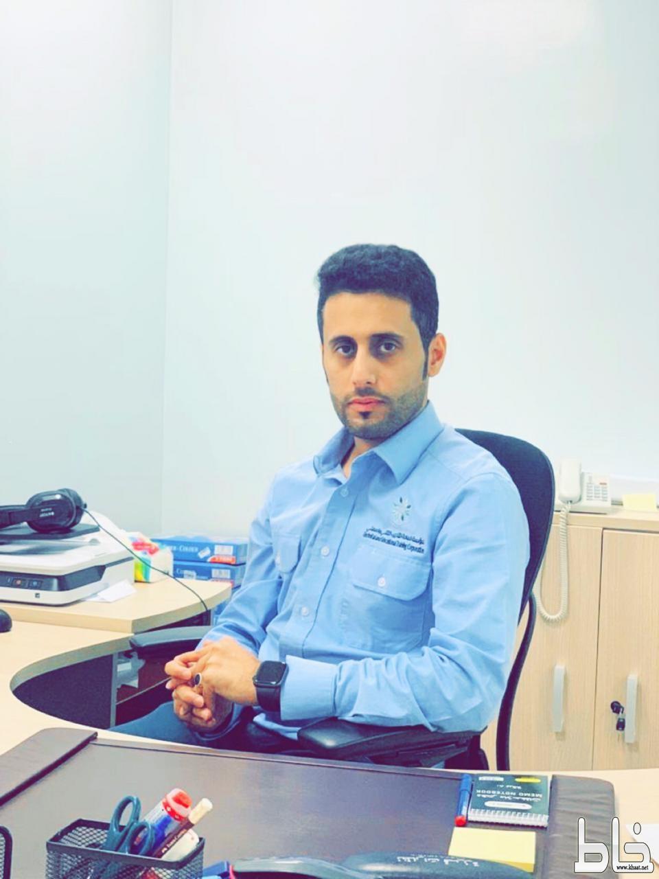 تكليف الاستاذ سعود العمري مدرباً بكلية التقنية الثانية بأبها
