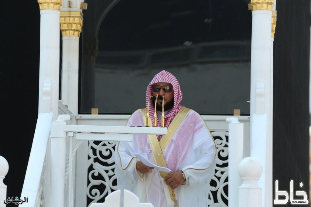إمام الحرم: سعة الخلق رجاحة عقل وسلامة صدر واقتداءٌ بسيد المرسلين