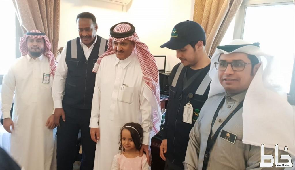 وكيل محافظة المجاردة يدشن الحملة الوطنية للتطعيم ضد شلل الأطفال