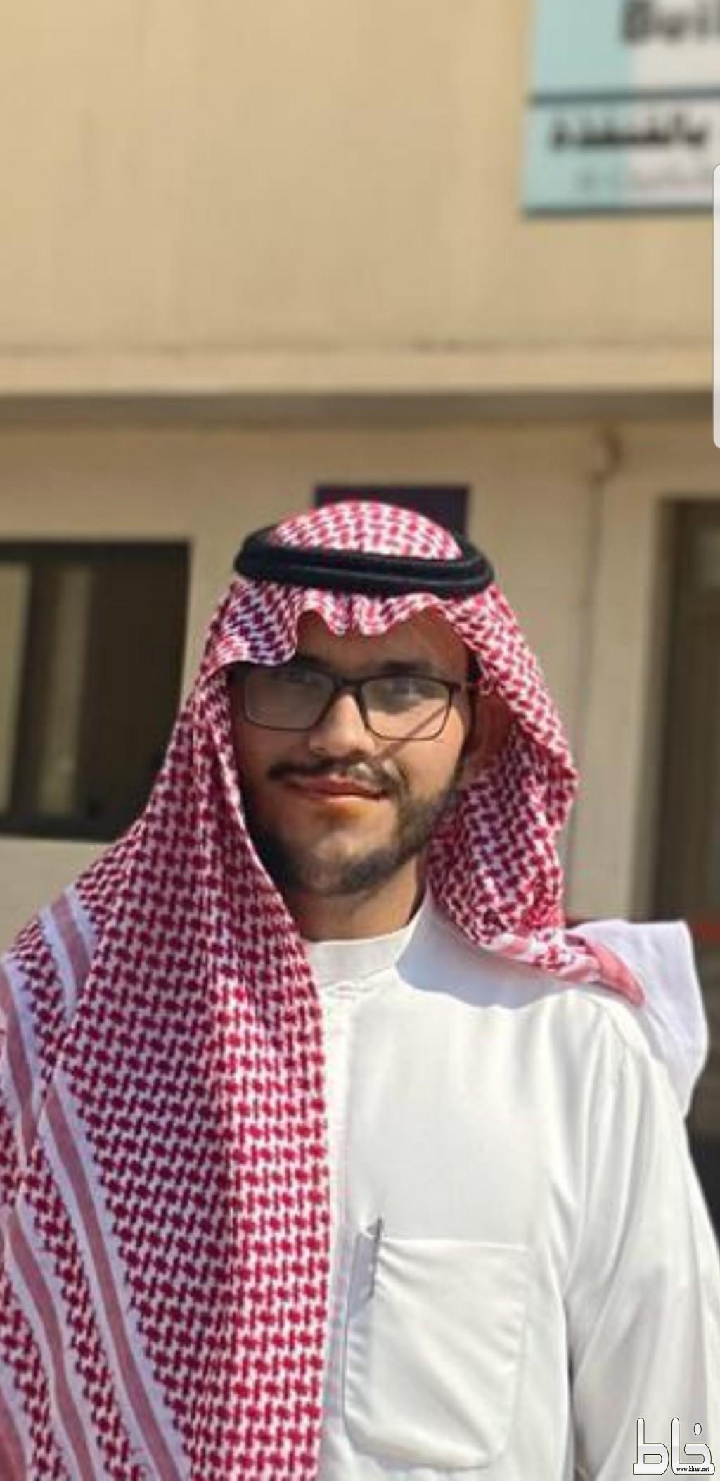 خالد بن محسن العمري يحصل على البكالوريوس في الدراسات الاسلامية من جامعة ام القرى