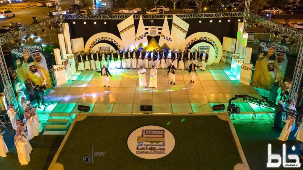 وكيل إمارة منطقة عسير المكلف يدشن فعاليات مهرجان محايل الشتوي