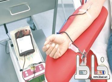 دايموند السعودية تنظم حملة تبرع بالدم لجنود الحد الجنوبي