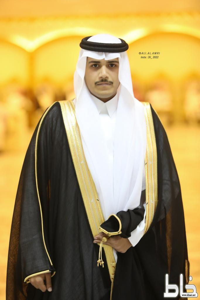 آل ديدح يحتفلون بزواج علي بن خازم في احلى الليالي