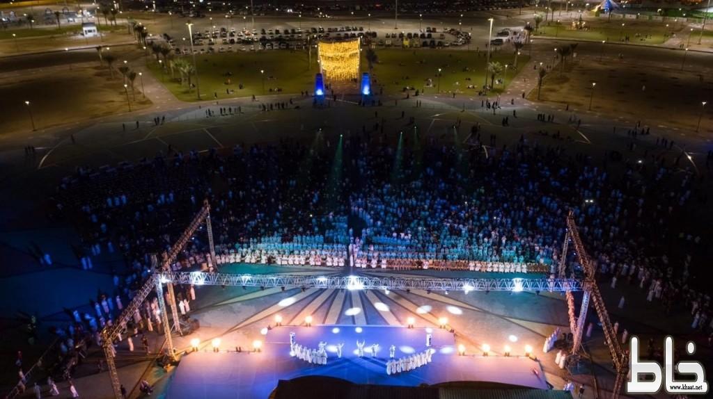 """واجهة """" عسير """" البحرية تستقطب أكثر من مليون زائر"""