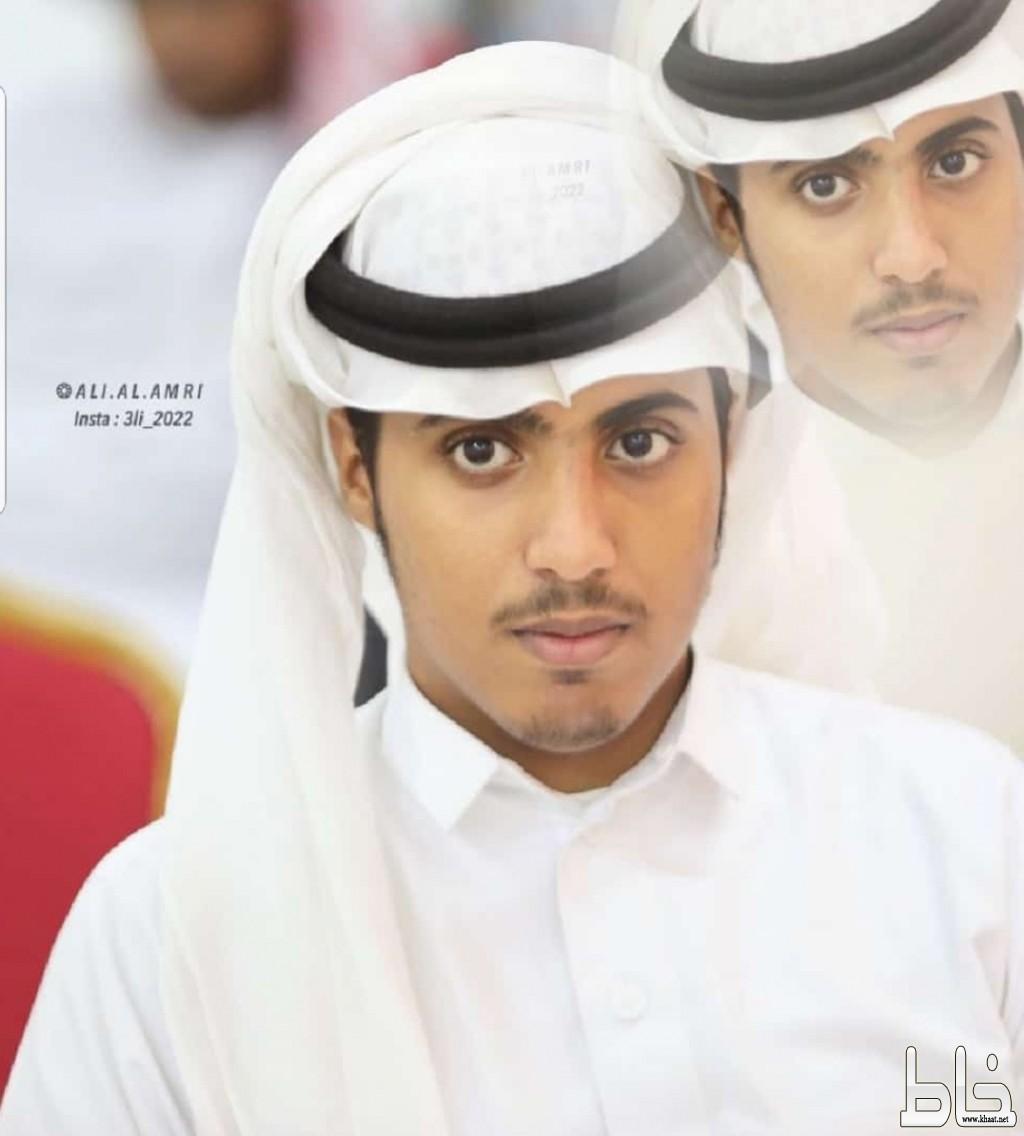 سعيد بن عبدالله آل مرعي يحصل على دبلوم الحاسب مع مرتبة الشرف