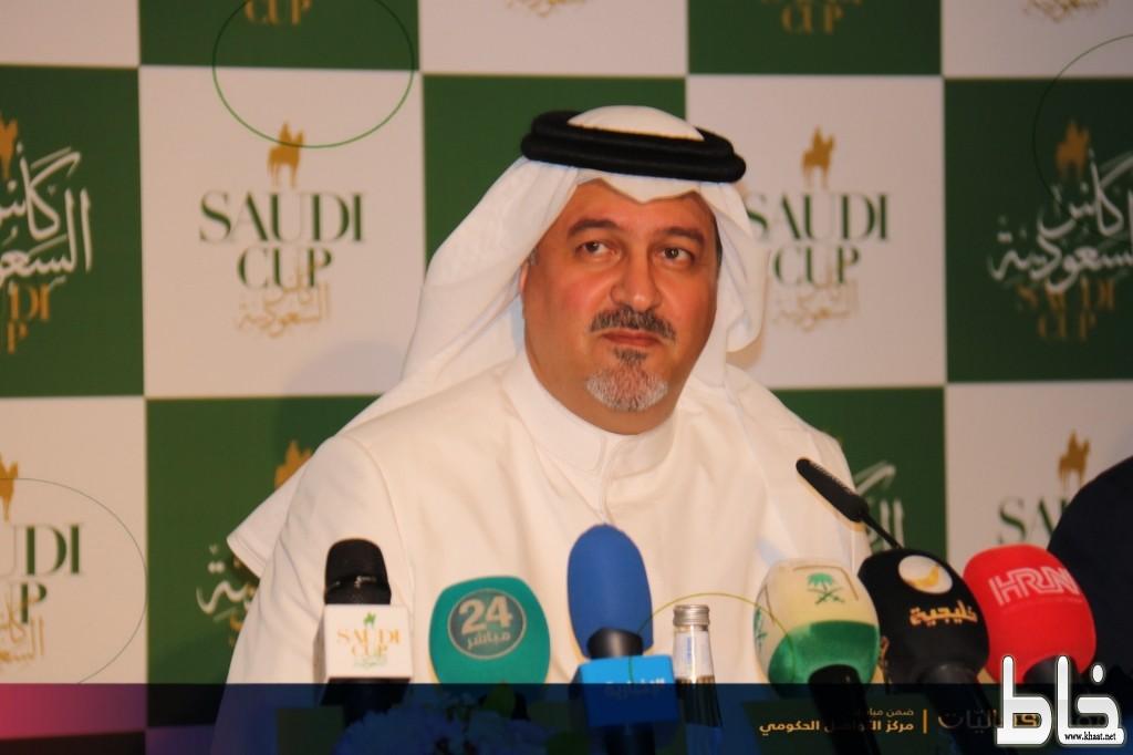 """*مؤتمر صحفي ل""""كأس السعودية"""" الحدث الدولي المهم *"""