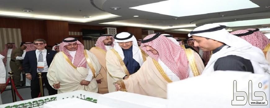 مفخرة جديدة يكشفها وزير سعودي