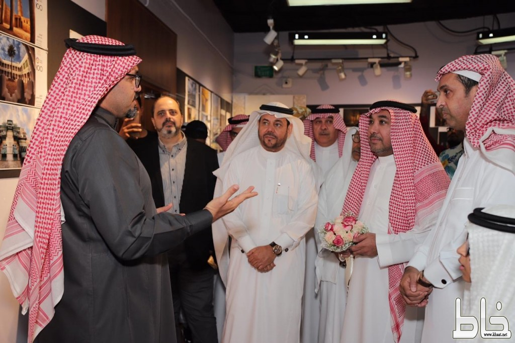 """"""" الشادي"""" يفتتح المعرض الفوتوغرافي 100 برعاية """"صورة HD"""""""