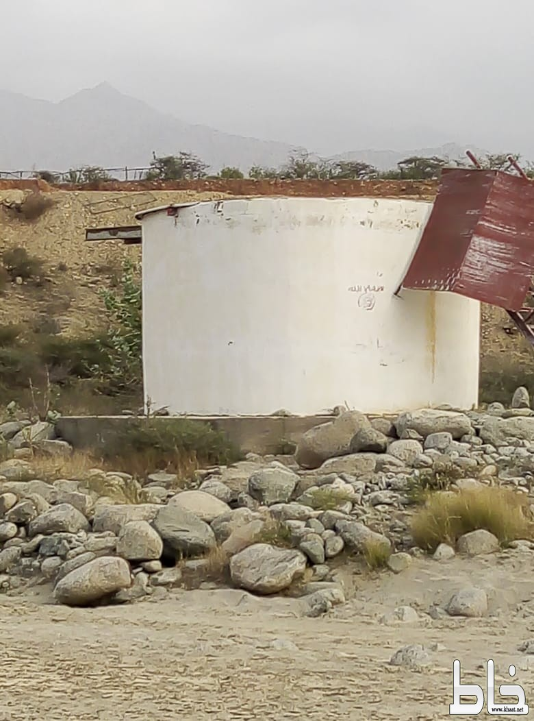 مواطن :  يرصد بئر مكشوف يشكل خطرا على اهالي مركز خاط شرق المجاردة
