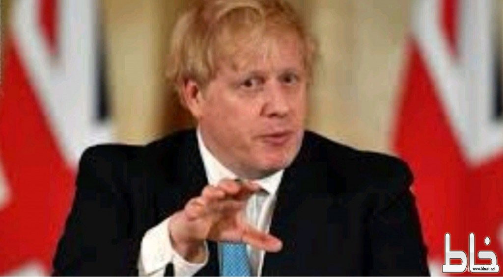 # عاجل : إصابة رئيس الوزراء البريطاني ب فيروس كورونا الجديد