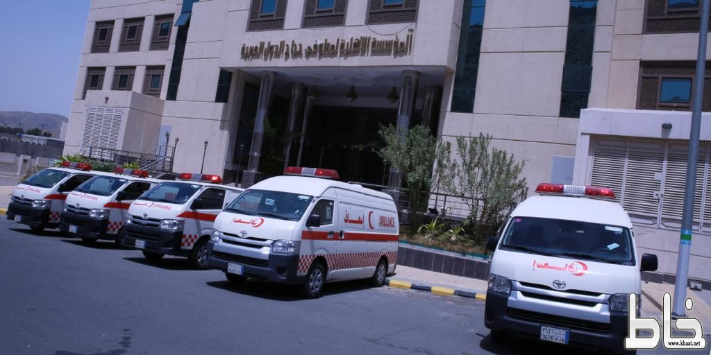 مؤسسة مطوفي الدول العربية تقدم 10 سيارات إسعاف حديثه لمديرية الشؤون الصحية