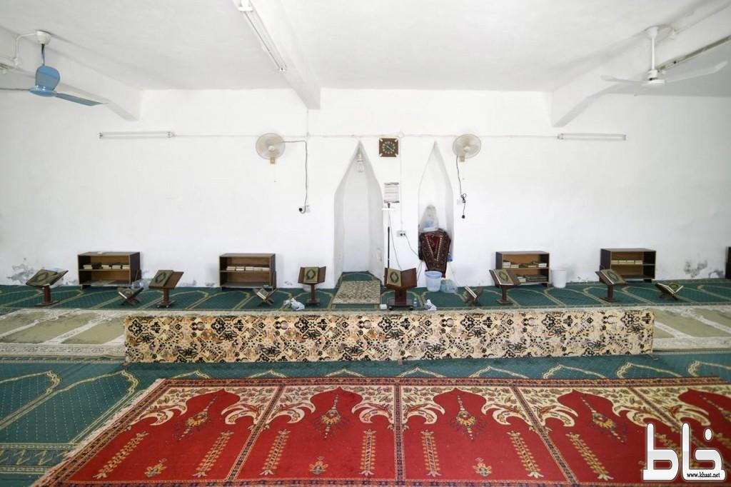 من مشروع سمو ولي العهد لترميم وتأهيل المساجد التاريخية بالمملكة .. مسجد عاكسة التراثي بالنماص