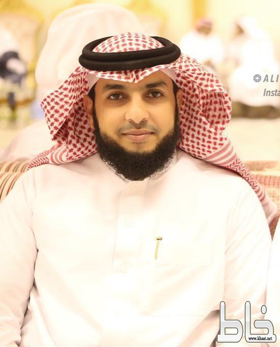 ابن صغير رئيس مجلس إدارة لجنة التنمية الاجتماعية بالمجاردة يهنئ القيادة بعيد الفطر