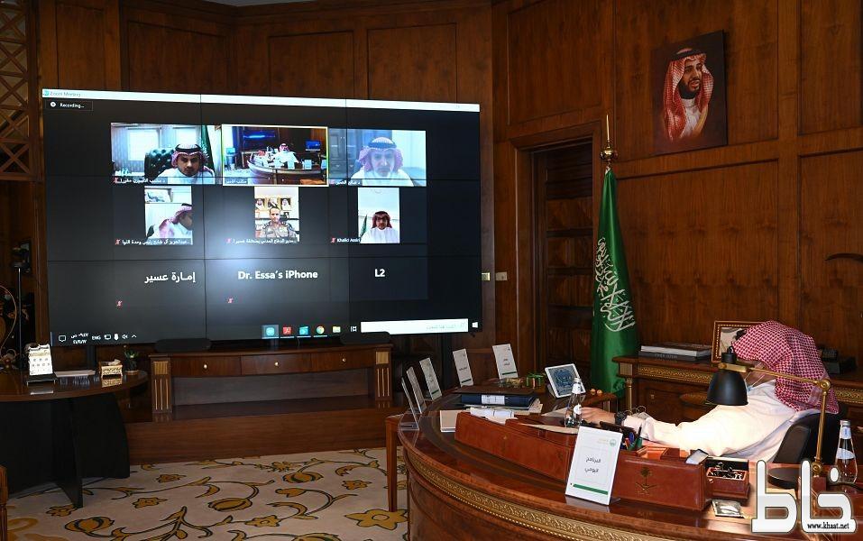 سمو الأمير تركي بن طلال يدشن 120 سرير عناية مركزة في مستشفى عسير المركزي