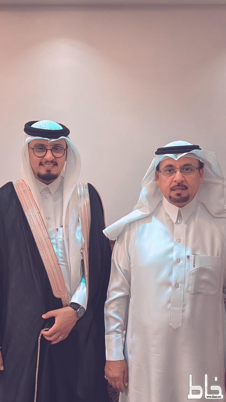 """الاستاذ محمد علي ابراهيم الصميدي يحتفل بزواج ابنه """" علي """""""