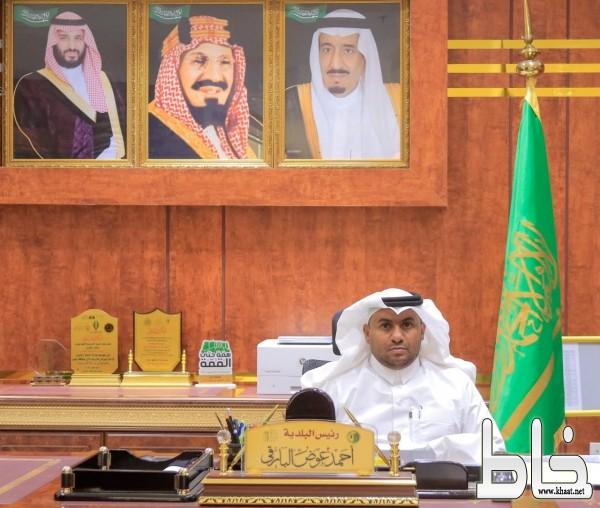 """رئيس """"بلدية بلقرن"""" يهنئ القيادة وشعب المملكة بعيد الأضحى المبارك"""
