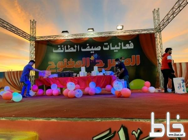 مبادرة بنات مكة لأصحاب الهمم بمهرجان الحوية