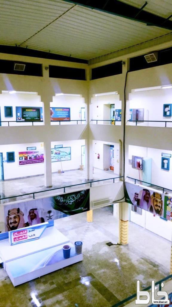 خطة تعقيم شاملة وتطبيق الإجراءات الوقائية للحد من انتشار فيروس كورونا بمجمع آل ماشي التعليمي للبنات